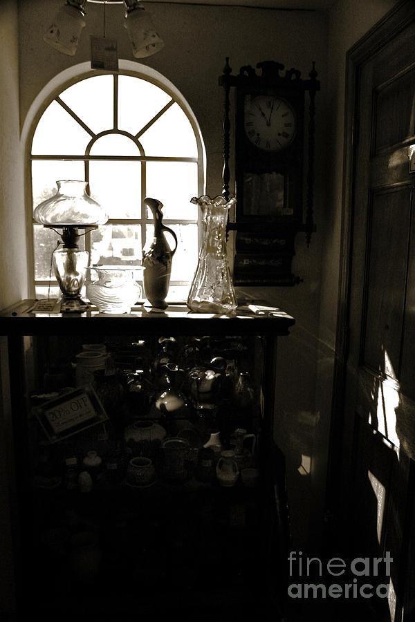 Antique Shop by Joanne Coyle