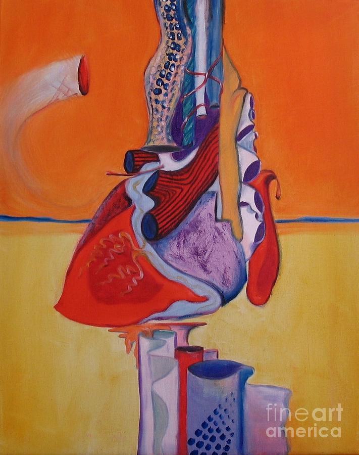 Aorta Moderna Painting