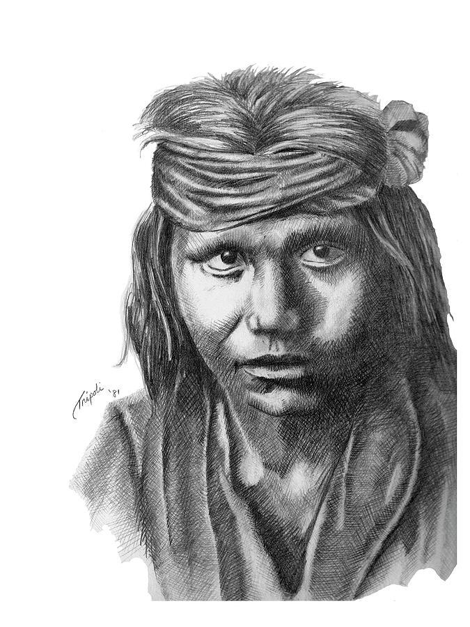Apache Boy by Lawrence Tripoli