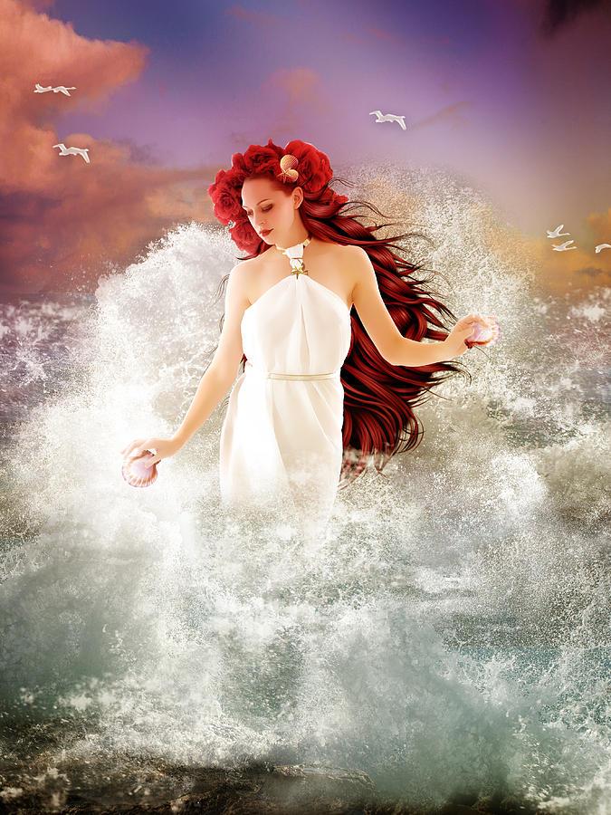 Aphrodite by Karen Koski