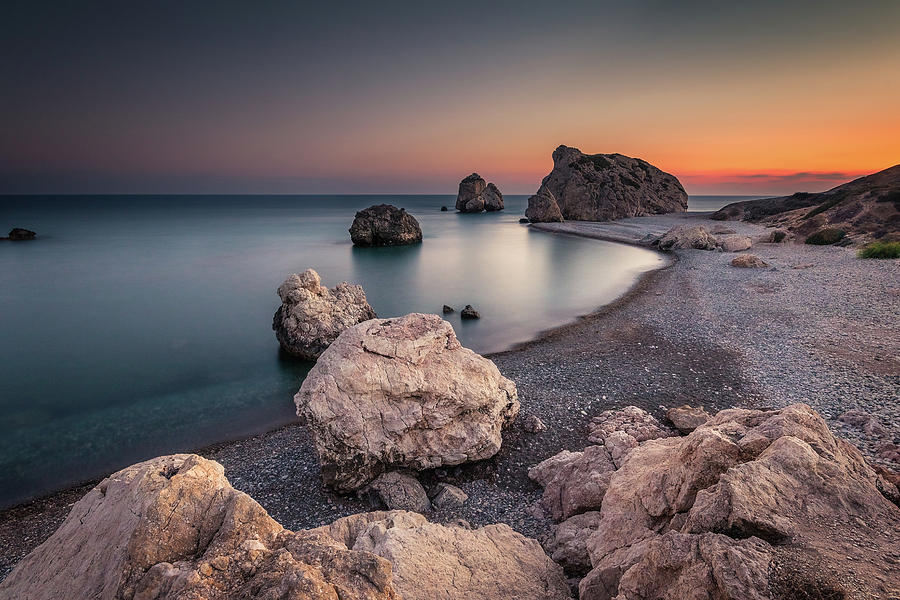Rock Photograph - Aphrodities Rock  by Rich Wiltshire