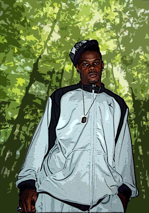 A.p.i.l. Digital Art by Derrickio Richards