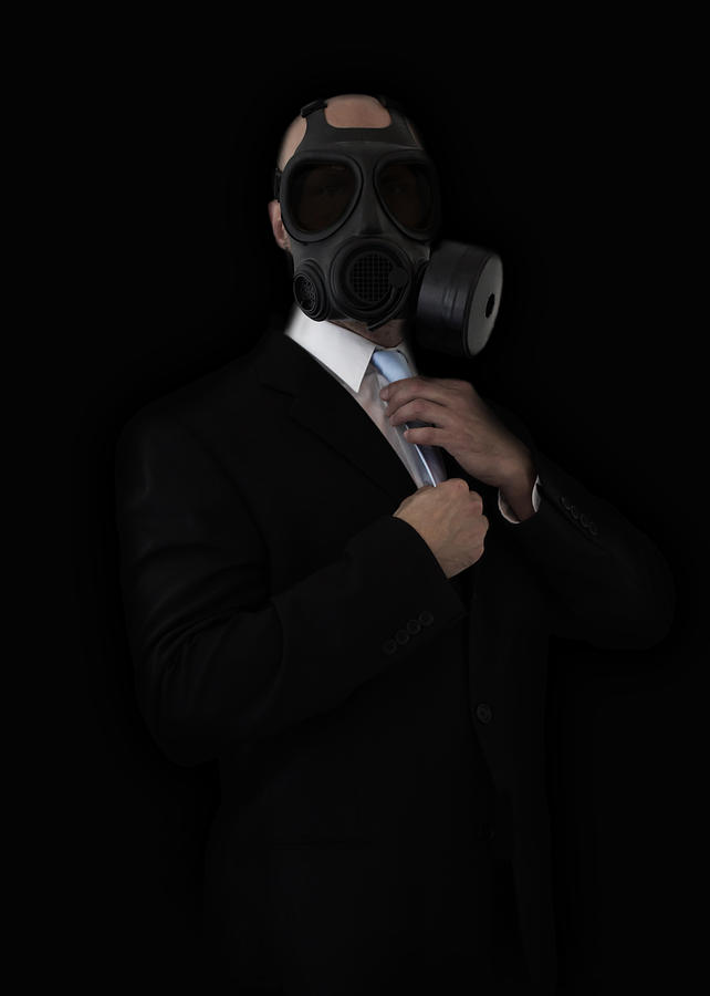 Business Photograph - Apocalyptic Style by Nicklas Gustafsson