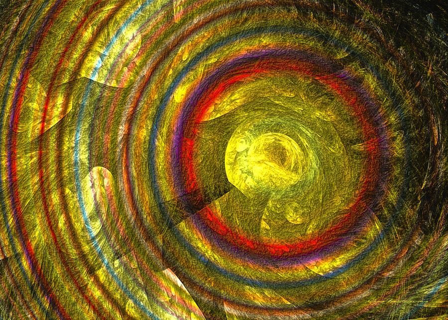 Apollo - Abstract art by Sipo Liimatainen