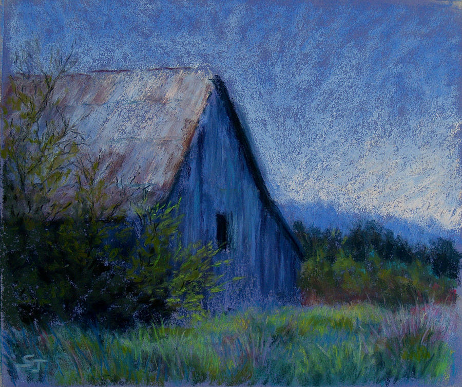 Landscape Pastel - Appalachian Morning by Susan Jenkins