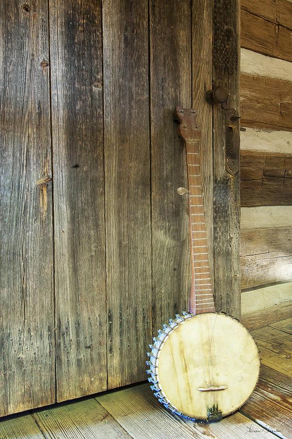 Appalachian Music - Pickin' by Susan Stanton