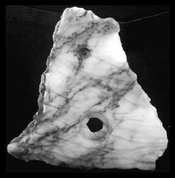 Stone Sculpture - Apparition 048 SOLD by Art Ortega