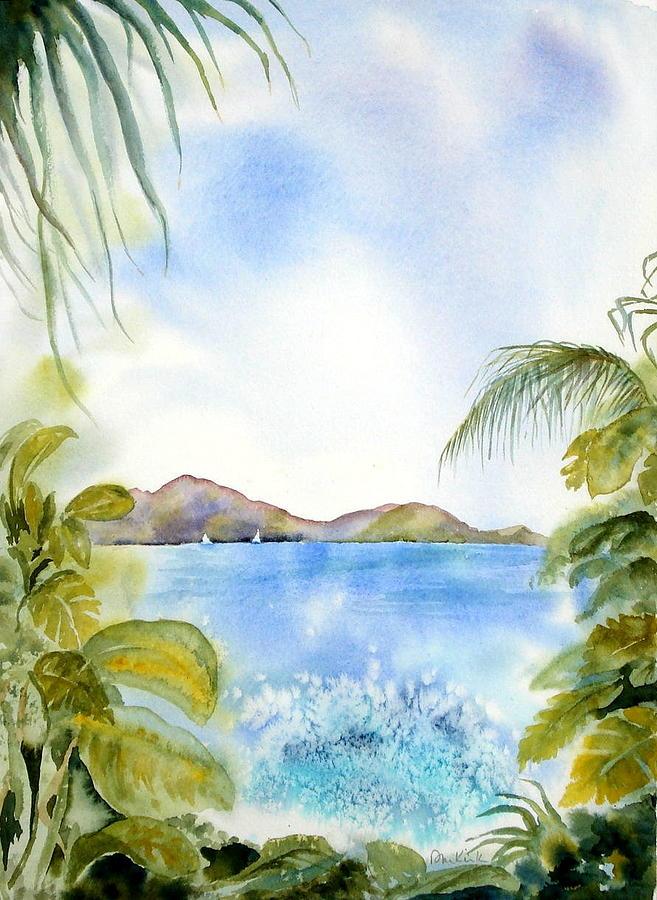 Apple Bay Wave by Diane Kirk