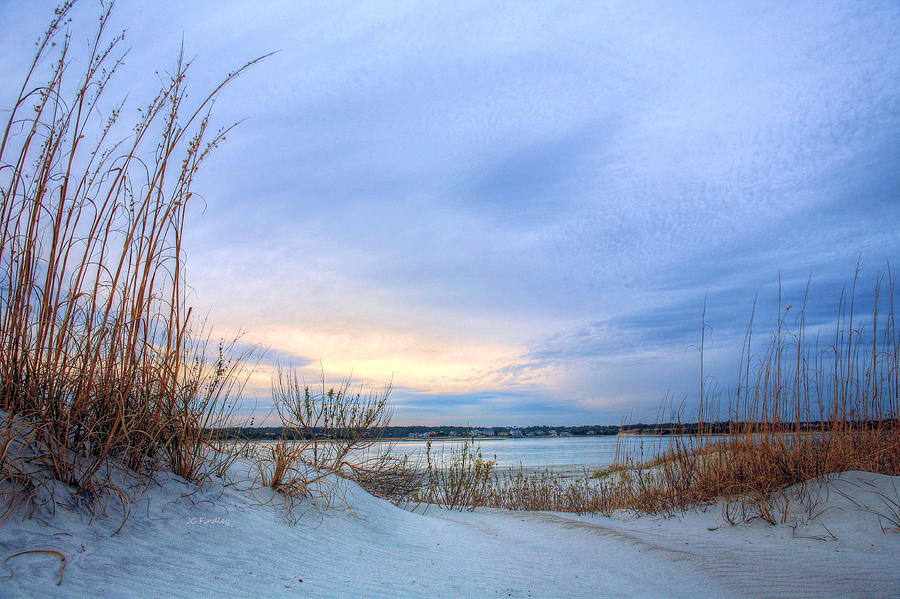 Wrightsville Beach Photograph - Approaching Storm by JC Findley