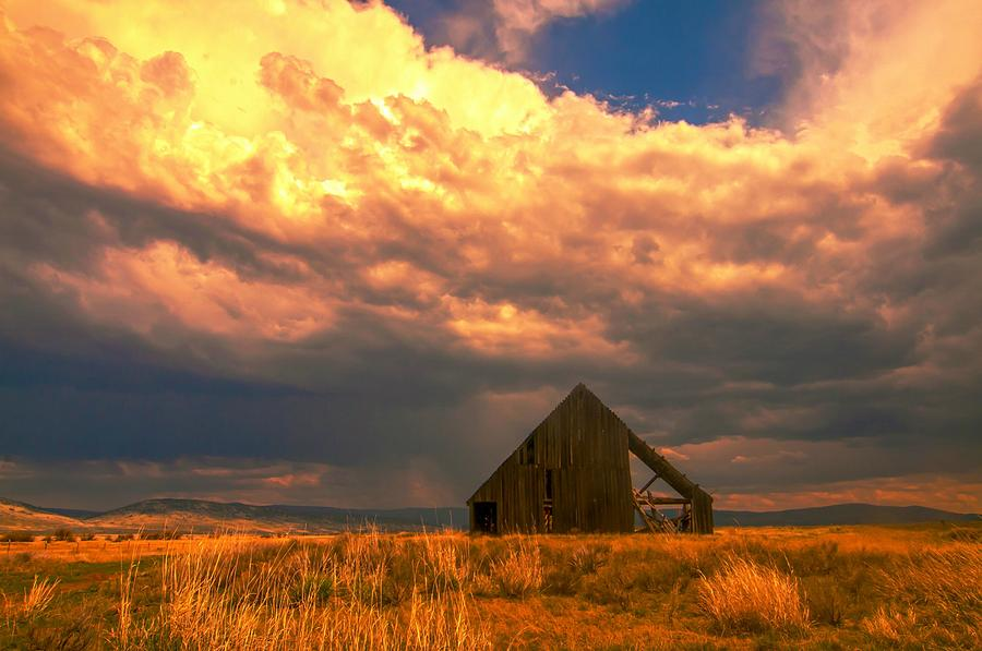 Approaching Storm by Sherri Meyer