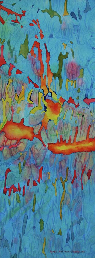Aqua Amour by Lynda Hoffman-Snodgrass