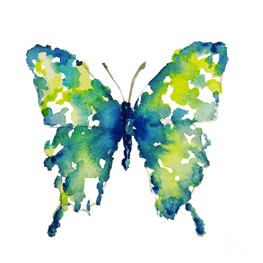 Image result for watercolor butterfly