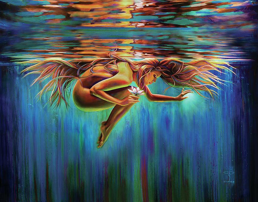 Aquarian Rebirth II Divine Feminine Consciousness Awakening by Robyn Chance