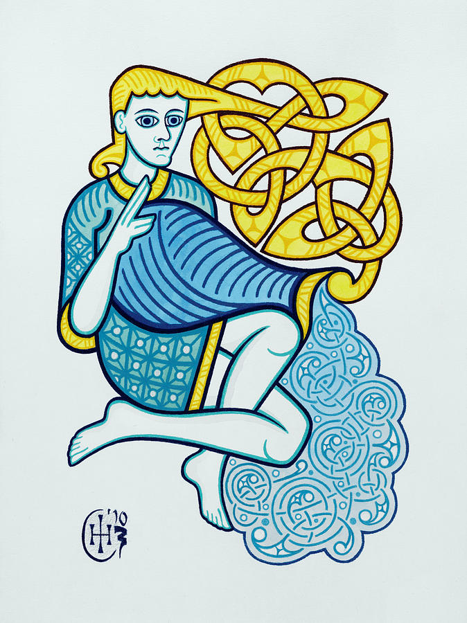 Aquarius by Ian Herriott
