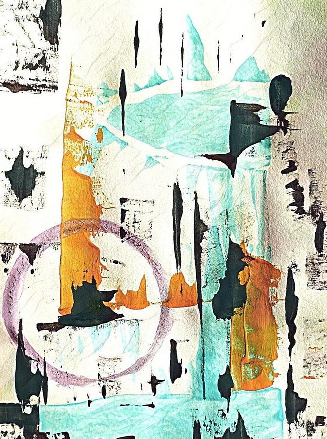 Aquarius  by 'REA' Gallery