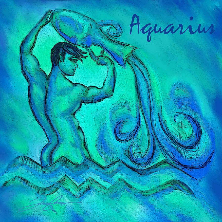 Aquarius by Tony Franza