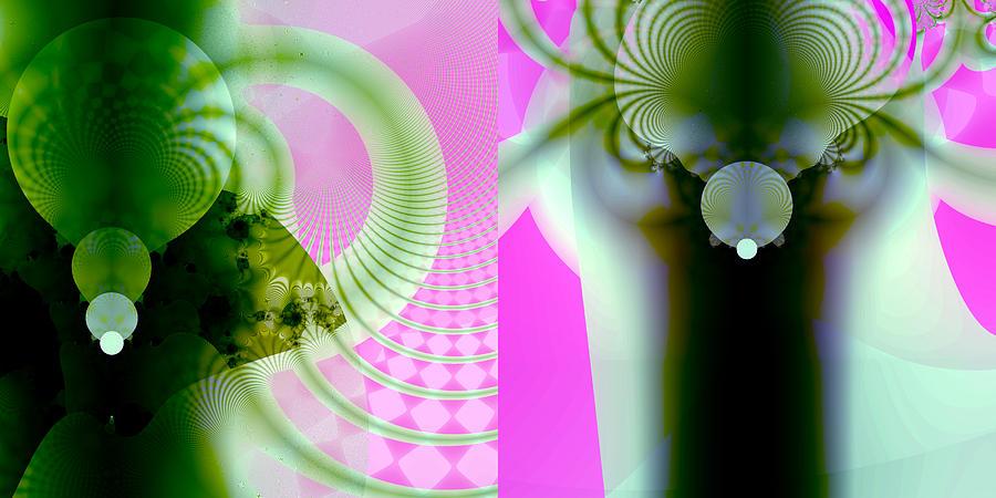 Sapena Digital Art - Aquila by Carles Sapena