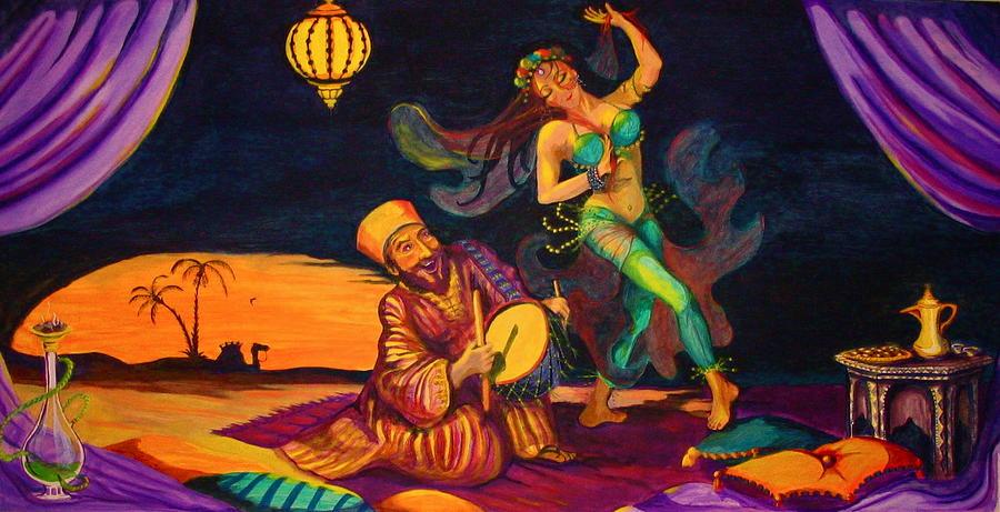 Aladdin's Tales