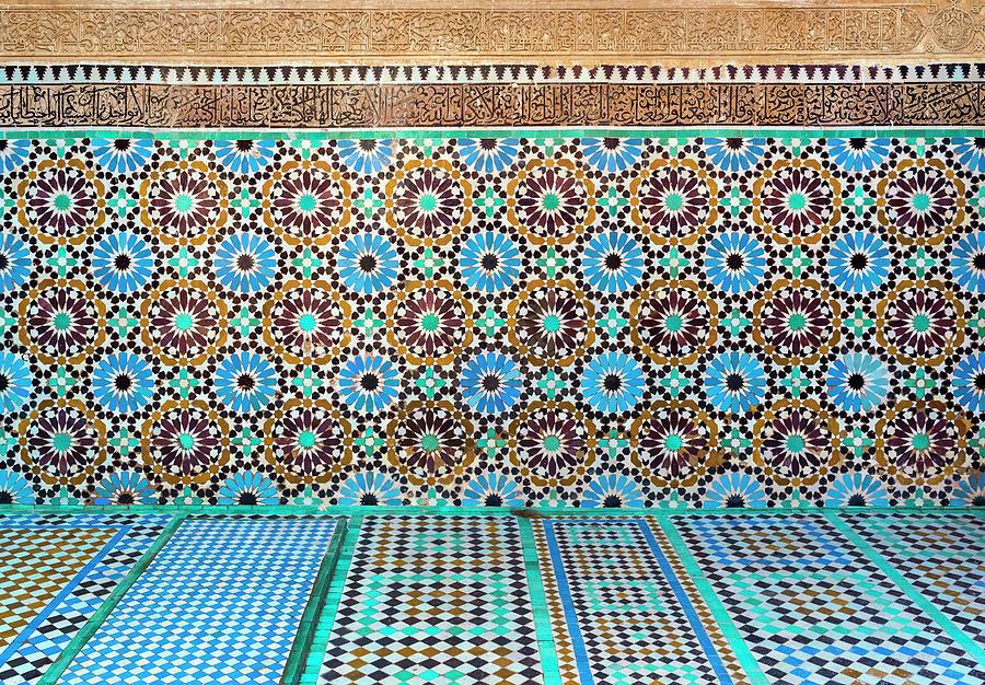arabian patterns photograph by svetlana sewell