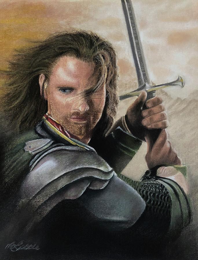 Aragorn by Marlene Little
