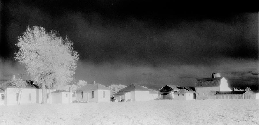 Boulder Photograph - Arapahoe Farm Infrared by Jerry McElroy
