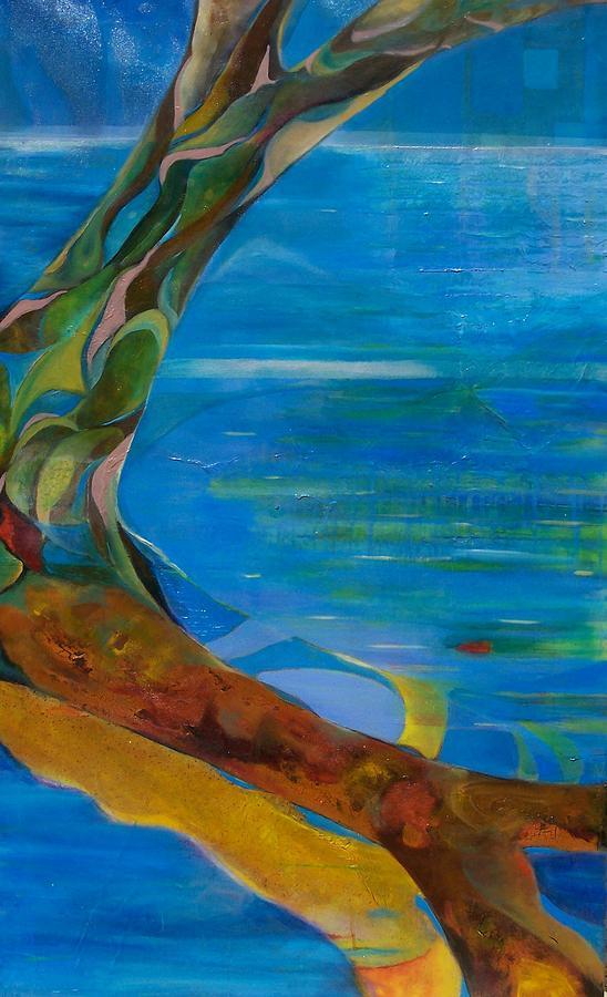 Landscape Print - Arbour Lights by Meltem Quinlan