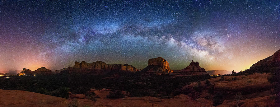 Arch of Sedona by Ryan Moyer