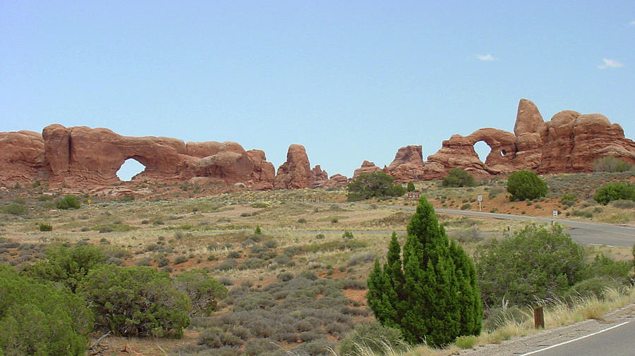 Arches National Park Photograph - Arches National Park 21 by Dawn Amber Hood