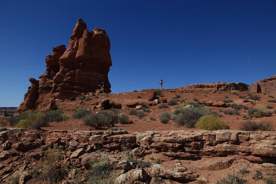 Arches National Park-utah 2 Photograph by Kim Doyoung