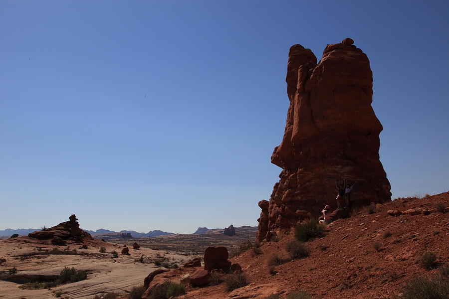 Arches National Park-utah 3 Photograph by Kim Doyoung