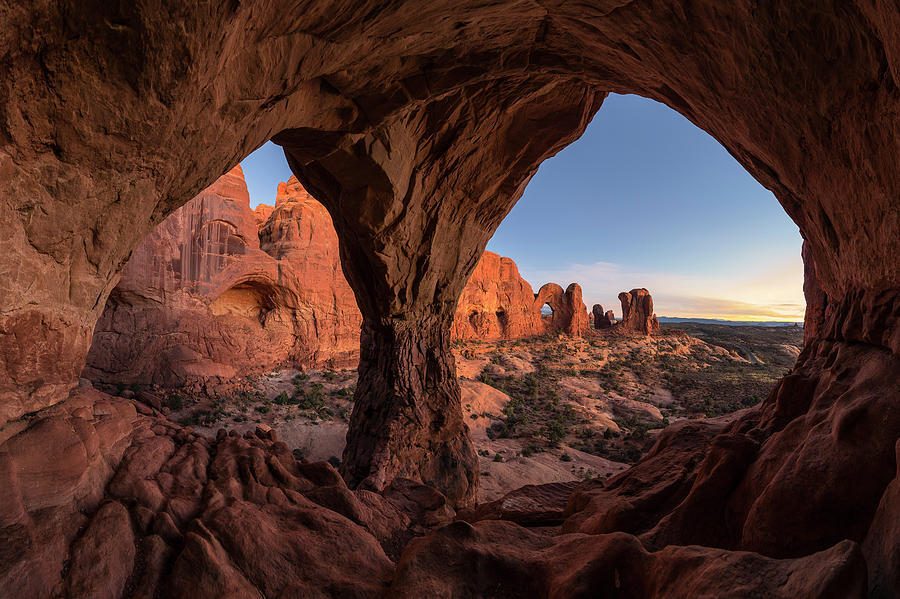 Arches NP by Whit Richardson