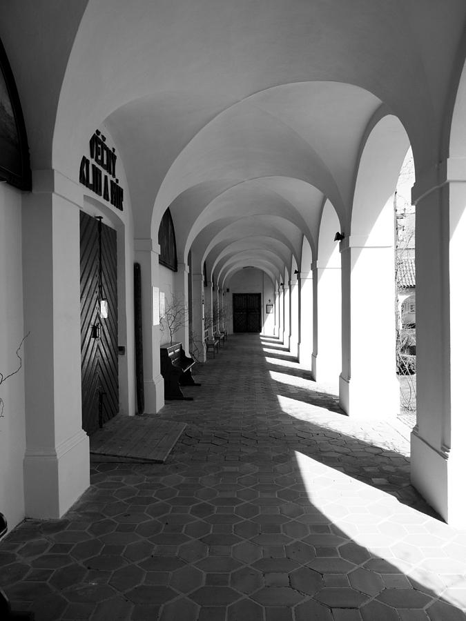 Tabor Photograph - Arches Of Klokoty by Rae Tucker
