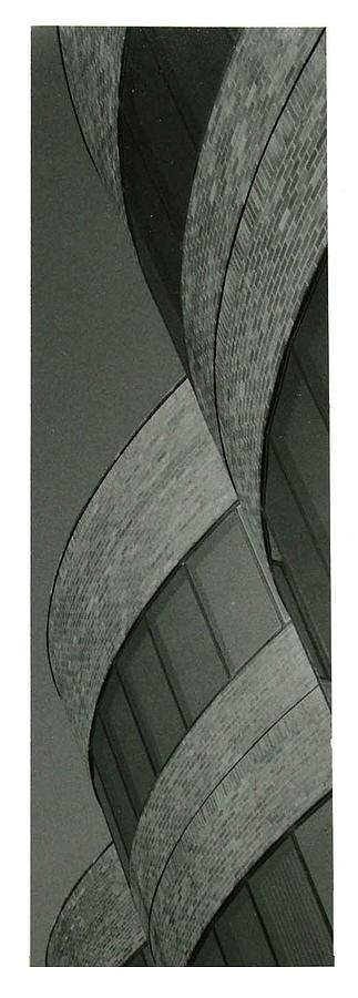 Architectural Abstraction 21 Photograph by Karl Bayek