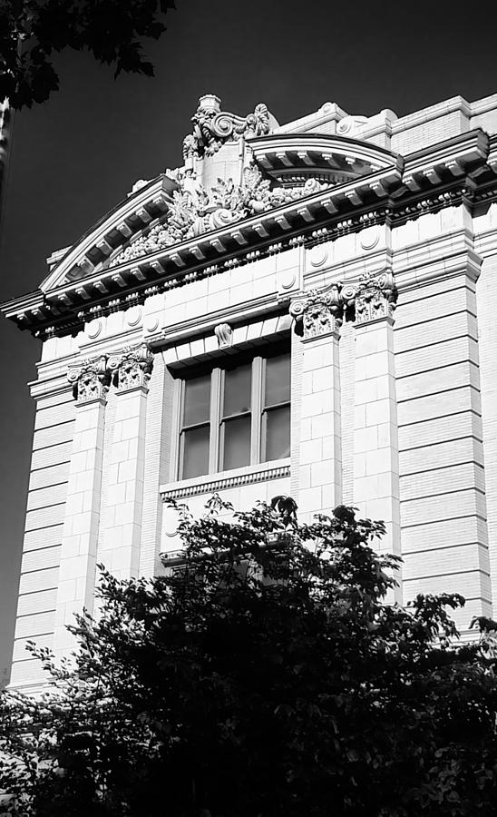 Architectural Building Photograph - Architectural Building by Peggy Leyva Conley