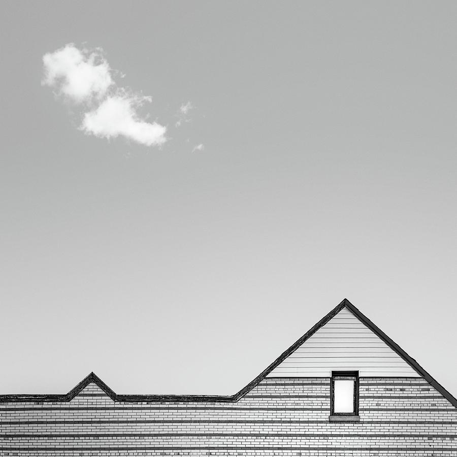 Architectural Ekg Photograph