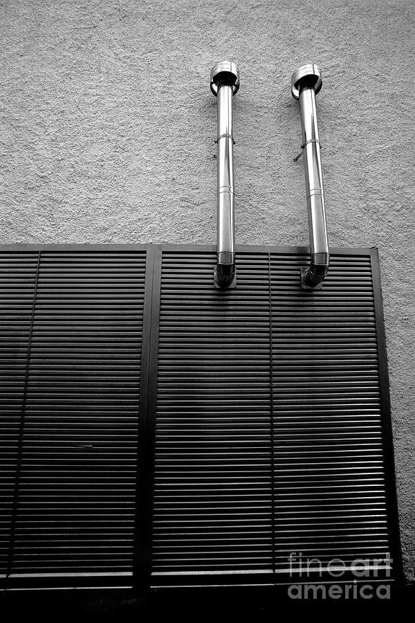 Architectural Elements Photograph - Architectural Elements by Gaspar Avila