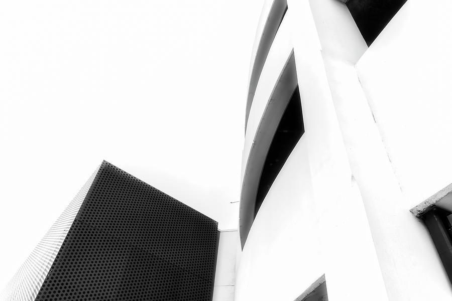 Architectural Flow 06 by Mark David Gerson