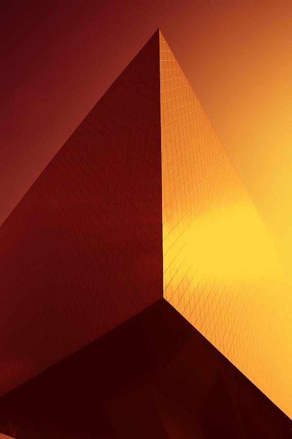 Fassade Photograph - Architecture 3000 by Falko Follert