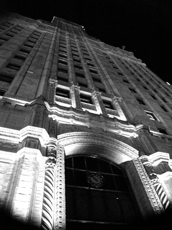 Buildings Photograph - Architecture by Audrey Venute