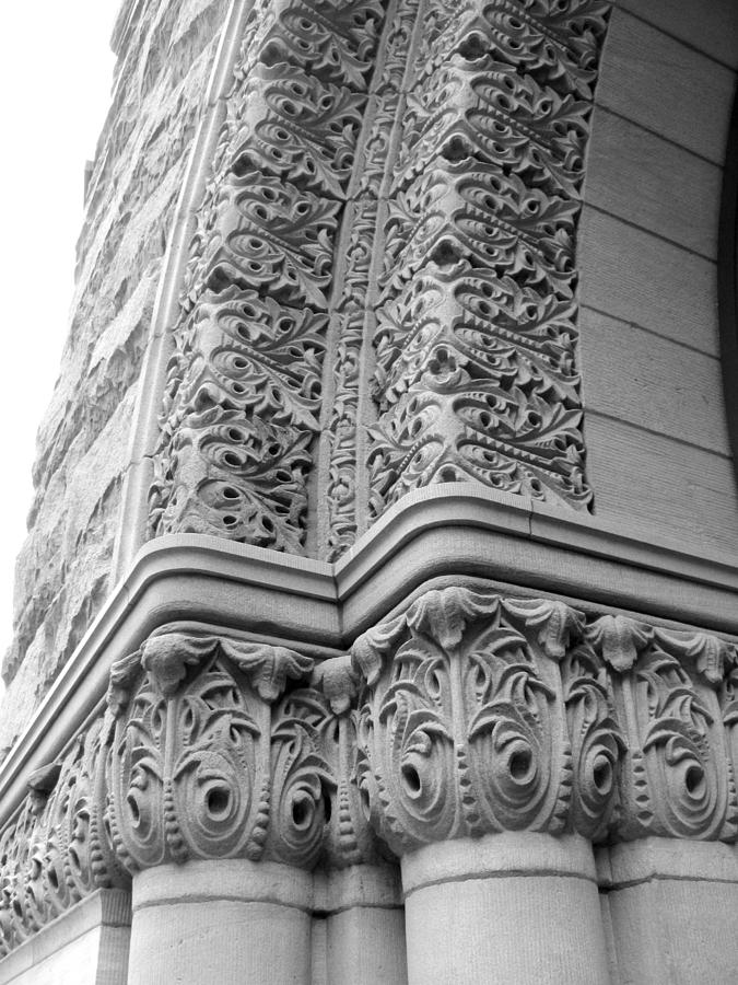 San Francisco Building Photograph - Archway by Douglas Pike