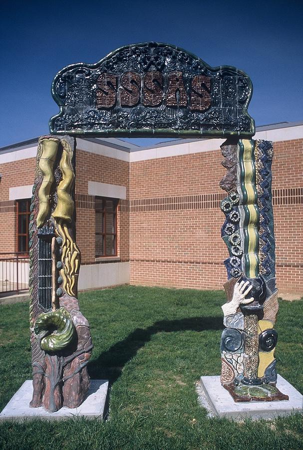 Archway Ceramic Art by Kreg Owens