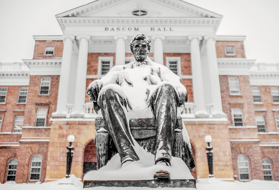 Abraham Lincoln Photograph - Arctic Abe by Todd Klassy