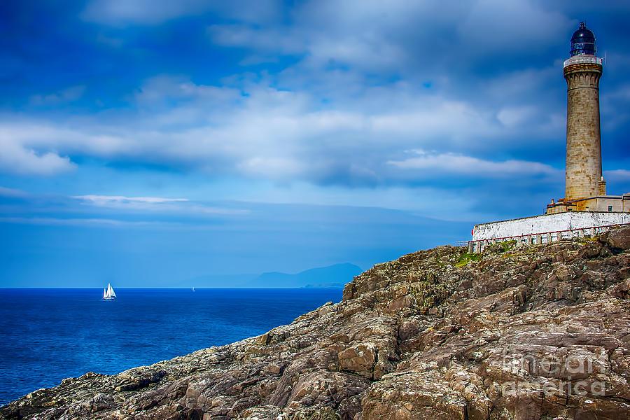 Ardnamurchan Lighthouse 2 Photograph