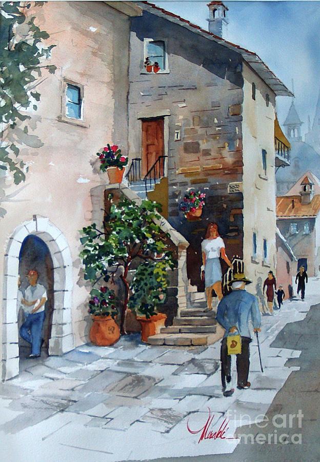 Arezzo-3 by Gerald Miraldi