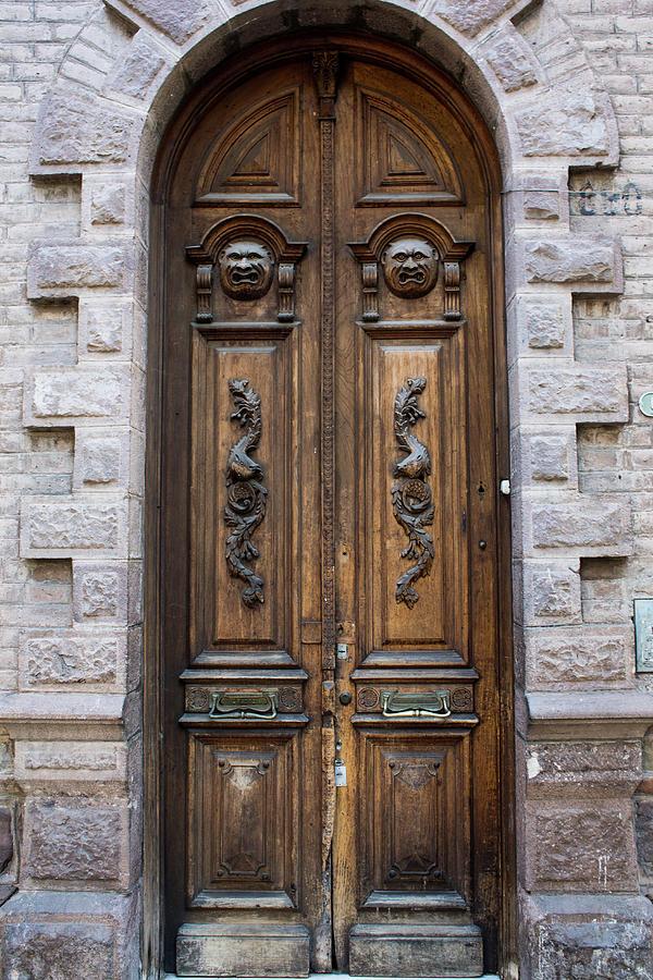 Argentina Doorway Photograph