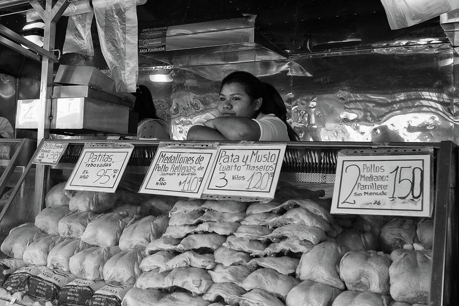 Argentine Market Photograph