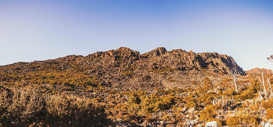Arid Photograph - Arid Australian Panoramic by Jorgo Photography - Wall Art Gallery