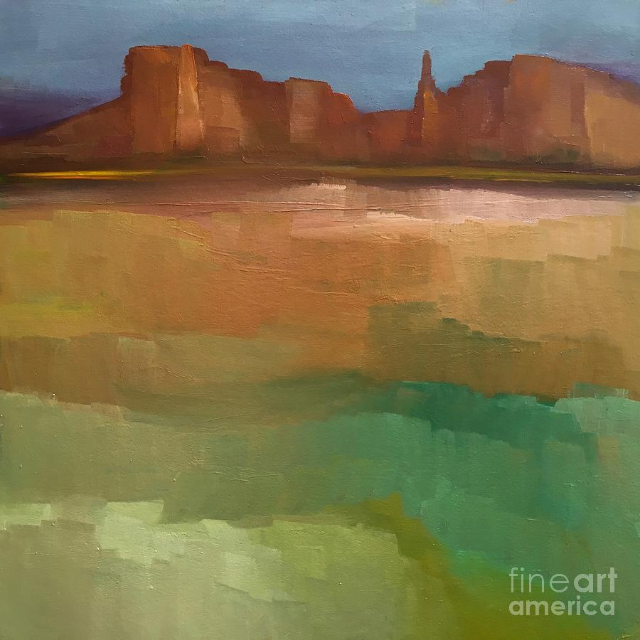 Arizona Calm by Michelle Abrams