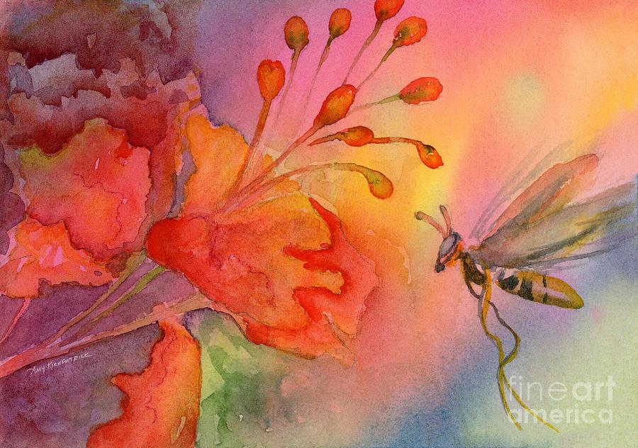 Arizona Fairy Painting