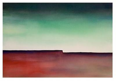 Arizona Painting by Fred Noerdlinger